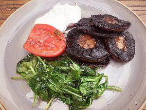 Cockle Bay Wharf Sydney breakfast