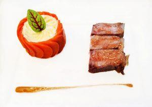 Singapore fine dining Les Amis