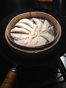 Recipes: chicken and corn dumplings