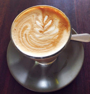 Nice-looking coffee