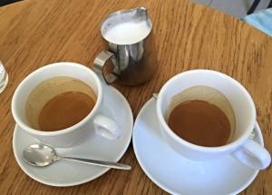 Best coffee St Petersburg