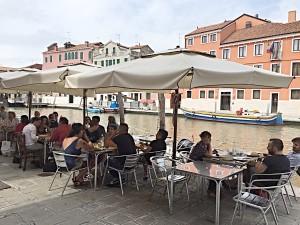 Where to eat Venice: Da'a Marisa