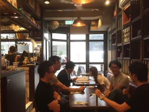 Hong Kong coffee