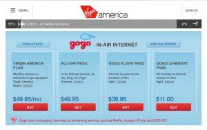 Airline reviews: Virgin America