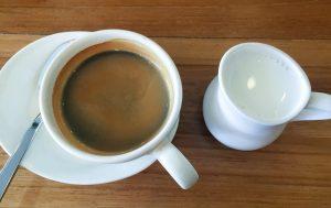 Coffee in Seminyak