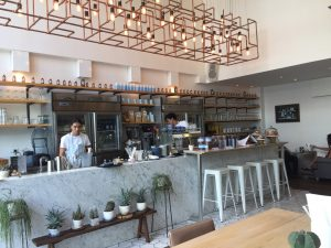 Rocket Nordic cafe Bangkok
