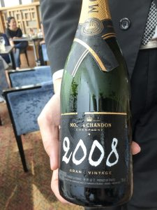 Champagne brunch Singapore Equinox