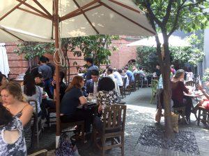 Shanghai brunch Commune Social