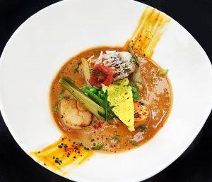 Fine dining Macau Robuchon au Dome