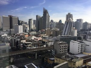 Where to stay in Bangkok JW Marriott