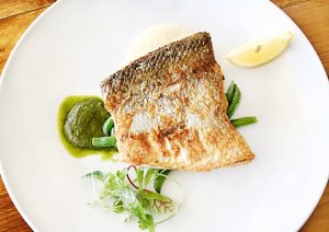 Saturday lunch by the sea Lady Grange St Kilda
