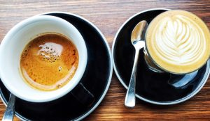 Coffee in Hobart