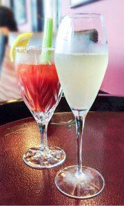 Sunday champagne brunch St Regis Singapore
