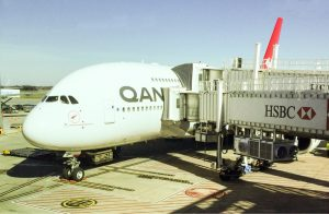 Qantas A380 economy review