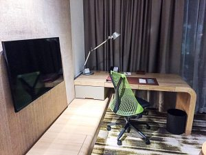 Crowne Plaza Changi Airport review