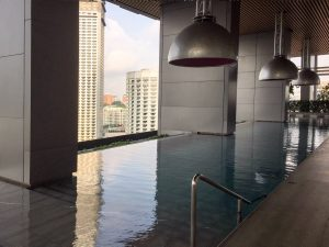 Singapore luxury hotels JW Marriott South Beach