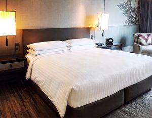 Comfortable hotels in Bangkok Marriott Marquis Queen's Park