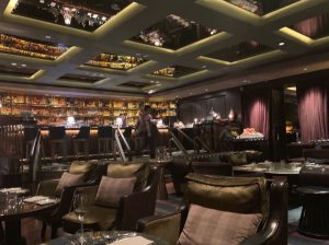 Adults only champagne brunch in Singapore Manhattan Regent Hotel