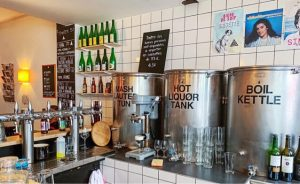 Craft beer in Paris Le Triangle