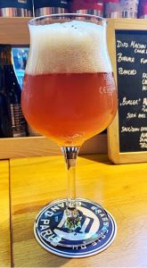 Craft beer in Paris La Binouze