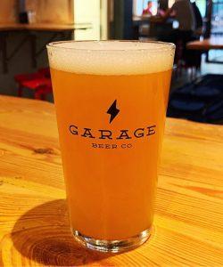 Craft beer in Barcelona Garage