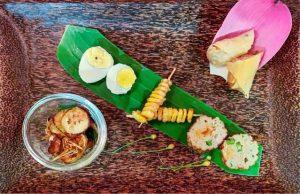Fine dining in Siem Reap