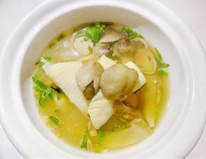 Where to stay in Siem Reap Park Hyatt fish soup