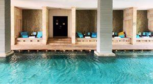 Where to stay in Siem Reap Park Hyatt swimming pool cabanas
