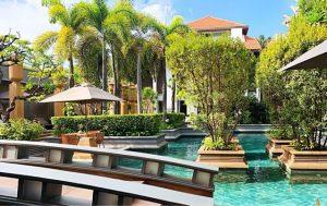 Where to stay in Siem Reap Park Hyatt swimming pool