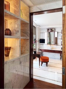Where to stay in Siem Reap Park Hyatt room interior